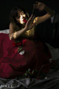 vogue Vivienne-B Diana-DellErba 2