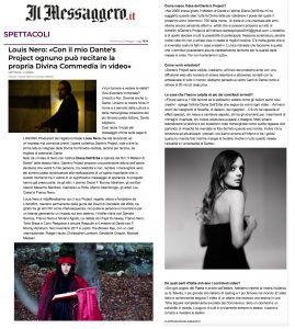 il-messaggero_dantes-project